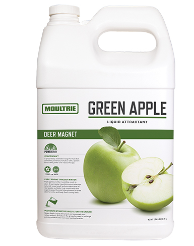 Moultrie Deer Magnet Green Apple Liquid Attractant