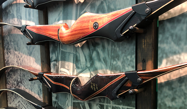New Recurve Bows for 2019