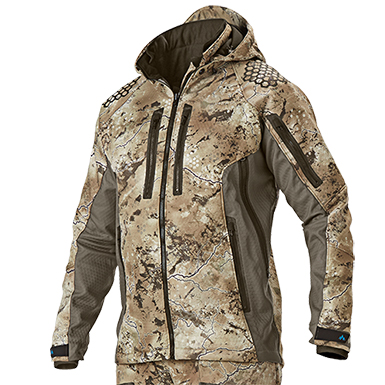 Pnuma Outdoors Terra Pattern jacket