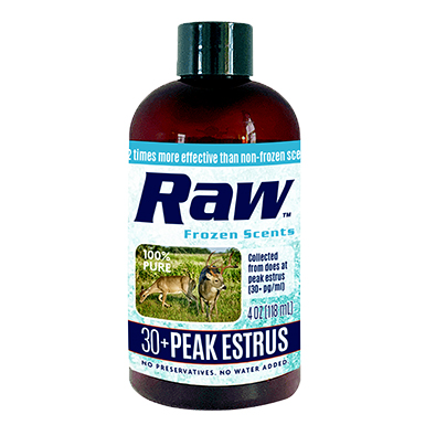 Raw Frozen Scents 30+ Peak Estrus