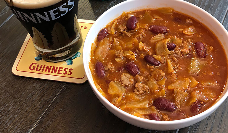 Slow Cooker Venison and Cabbage Stew Recipe