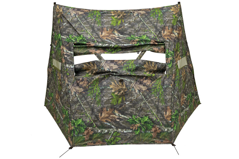 <p>An ideal hideout for hunters on the go, the aptly named Dash sets up quickly easily.</p>