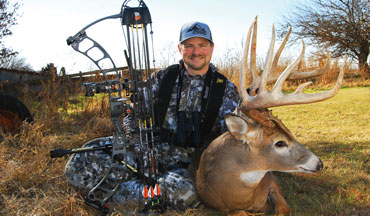 Editor Christian Berg details his exciting 2017 deer season, and shows that hunting smarter ' not harder ''can bring plenty of success.