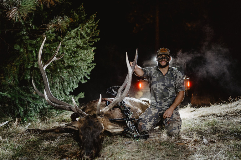 Faces of Bowhunting: Q&A with Chad Mendes
