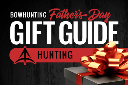 If your dad is a diehard bowhunter, any one of these gifts ideas are sure to be a hit.
