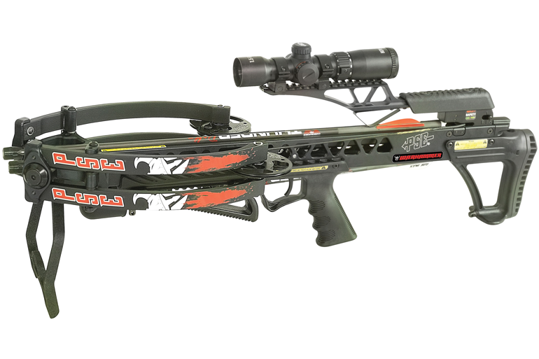 Crossbow Review: PSE Warhammer