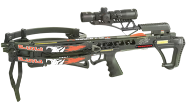 Another exceptional crossbow from PSE.