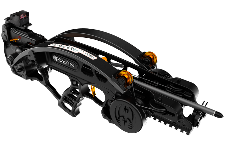 New Ravin R18 Turns the Crossbow World Inside Out