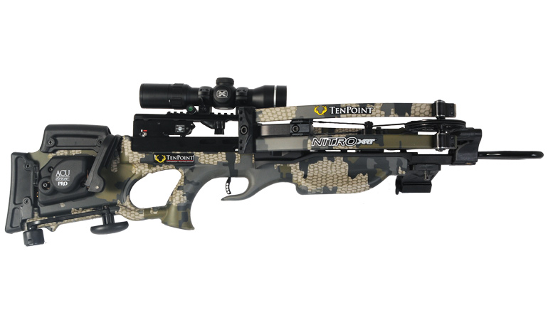 Crossbow Review: TenPoint Nitro XRT