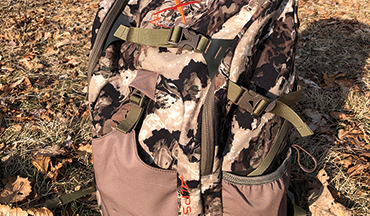 This day pack works in the whitetail - and turkey - woods.