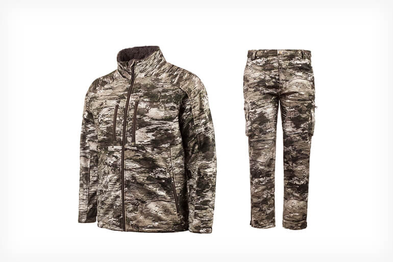 Huntworth Bonded Soft Shell Jacket and Pants