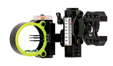 See how this compact, lightweight bowsight stacked up in our field test