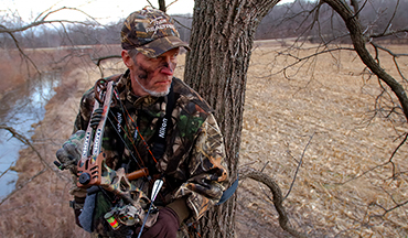 Here's how to prepare for the mental pressure of successful bowhunting.