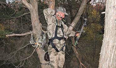 Here's how Eddie Claypool identifies the best areas for an ambush.