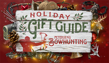 It's the time of year to give the gift of bowhunting, so let us provide you with some top-notch gear ideas!
