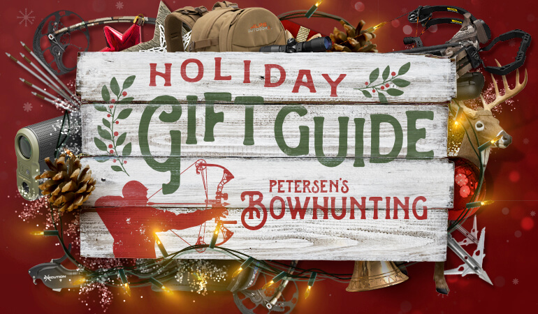 2020 Petersen's Bowhunting Holiday Gift Guide