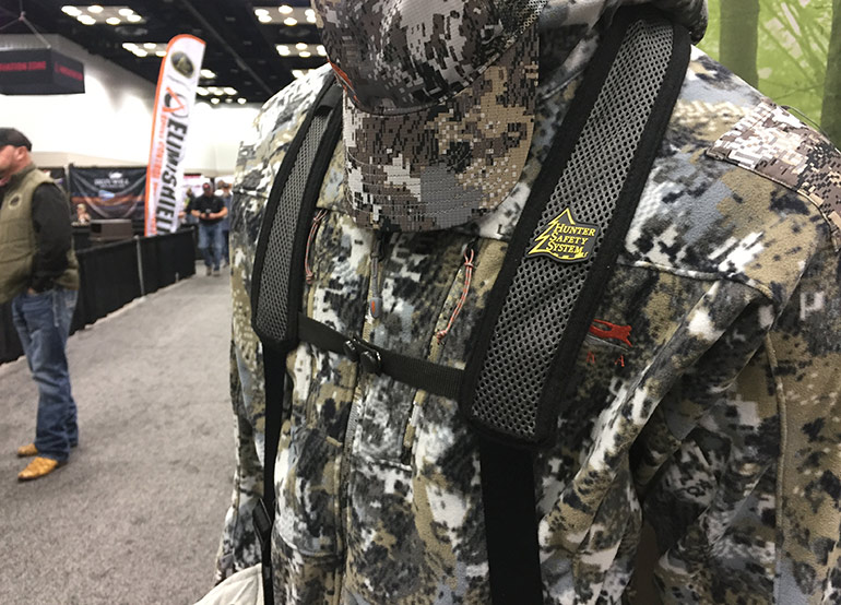 Hunter Safety System Shadow Vest