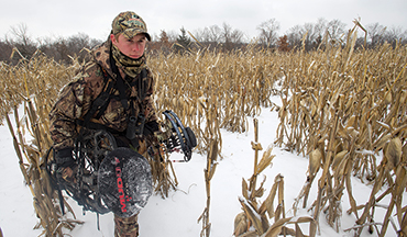 The late season offers plenty of opportunities for dedicated bowhunters.