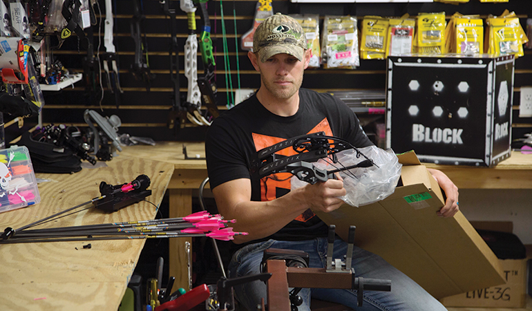 Tips for Choosing New Bowhunting Gear