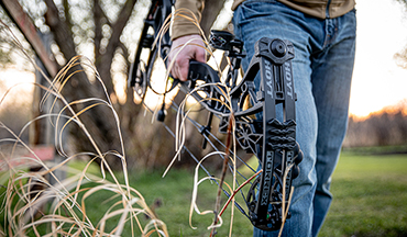 Hoyt introduces the new Torrex – an affordable hunting bow packed with top-notch technology.
