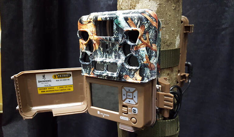New Trail Cameras for 2020