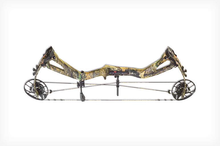 Bow Review: PSE Carbon Air Stealth Mach 1