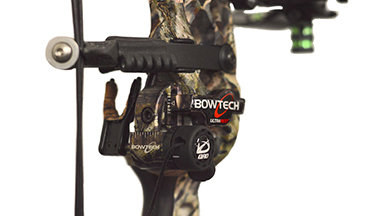 QAD's popular Ultrarest is now available in custom configurations for a variety of bows.