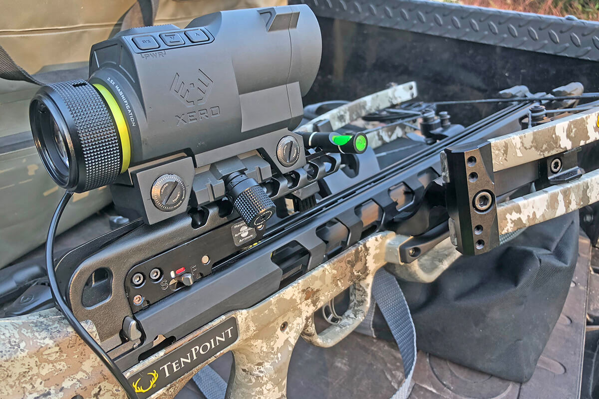 Garmin Xero X1i Crossbow Scope: Game-Changing Technology Tested