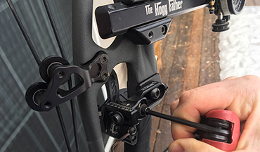 Is your bow setup a bit noisy? Try these tips to silence it.
