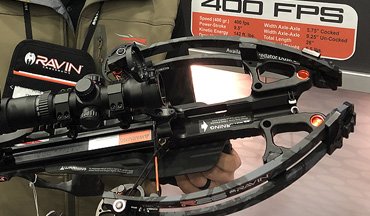 We caught up with the latest and greatest crossbows on the show floor at ATA 2019.