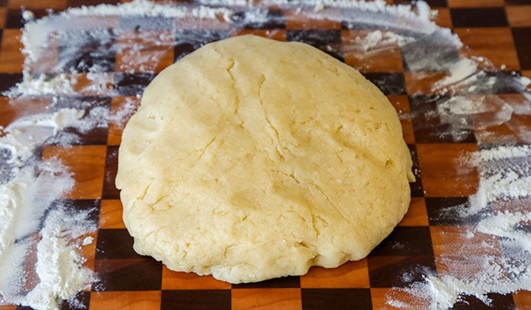 venison scotch pies recipe dough