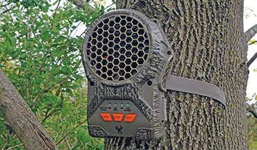 A new option for scent control is now available to hunters.