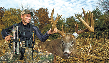 Prepare now to ensure a victorious whitetail season this fall.
