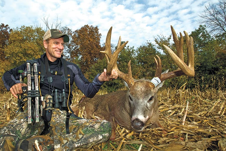 The Perfect Game Plan for Bowhunting Whitetails