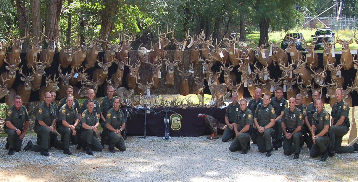 Major Fish and Wildlife Poaching Ring Shut Down in Ohio