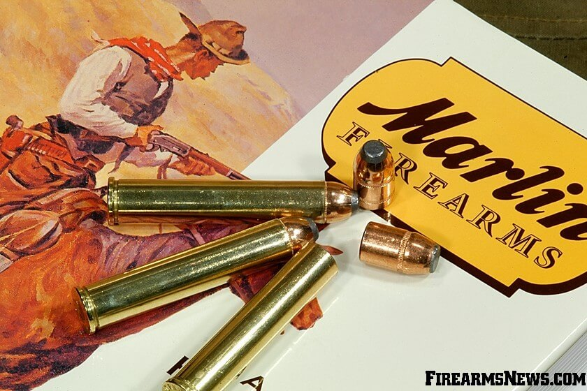 The .444 Marlin Cartridge in Review