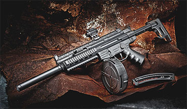 The ATI GSG-16 rifle can fulfill your MP5 fantasies with the enjoyment of low-cost .22 LR. Here's why.