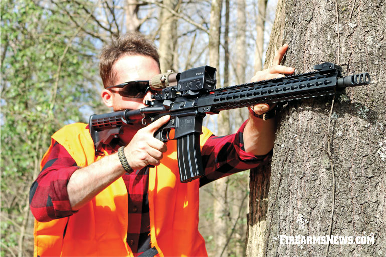 ATI Milsport .450 Bushmaster Rifle Review
