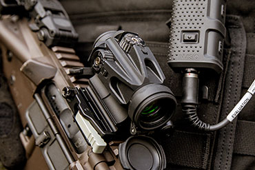 Aimpoint has announced that the Aimpoint CompM5b sight is now being offered for sale worldwide.