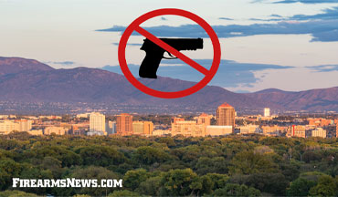 "Following an incident last week in which a man was shot in the midst of a crowd vandalizing a statue in the city, Keller found a sneaky way to skirt New Mexico's firearms preemption law—he declared all parks to now be ""education facilities."""