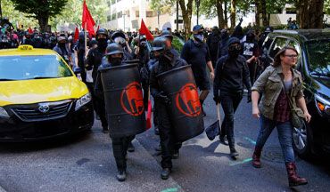Latest reports out of Seattle, Wash., indicate that on Monday night, police retreated and surrendered the East Precinct to ANTIFA protesters.