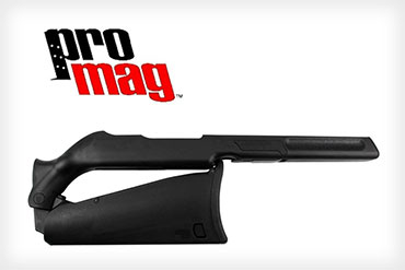 ProMag Industries new Archangel Quick Break-Down Stock (AAQBD) will turn any standard Ruger 10/22 rifle into a quick take-down design.