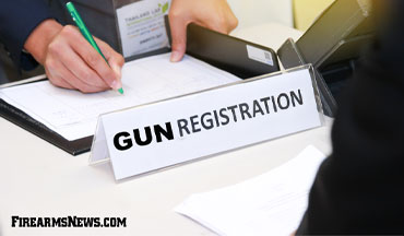 Firearms registration nearly always leads to confiscation at some point. In fact, it has already happened in the United States.