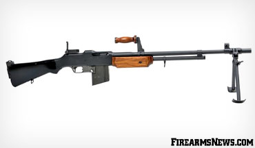 First fielded during World War I, the Browning Automatic Rifle or BAR went on to serve through World War II, Korea and into Vietnam.