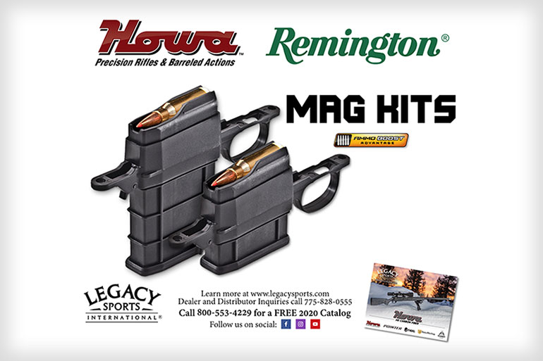 Legacy Sports International Ammo Boost Magazine Conversion Kits