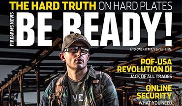 If you check your newsstand you'll find the next issue of Be Ready! magazine to be hot off the press.