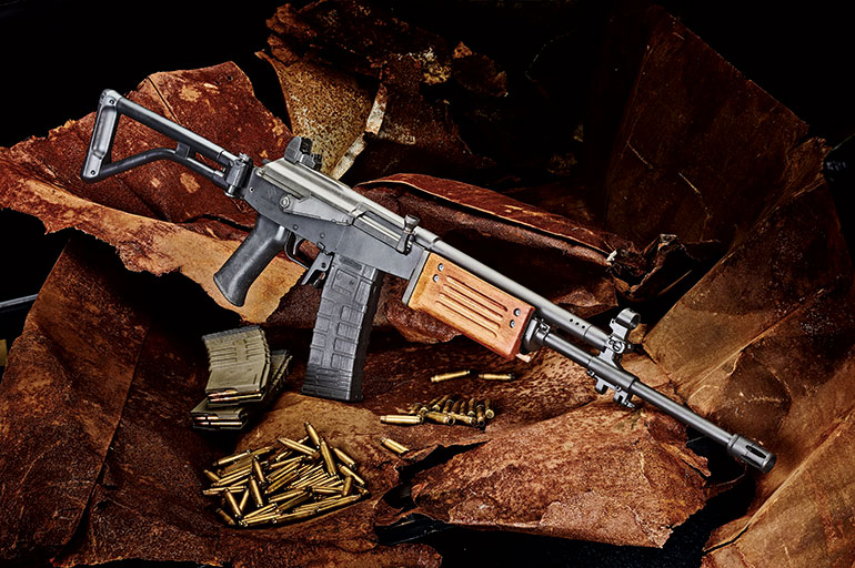 Behind the Scenes with the American Tactical Galeo Rifle