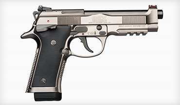 Beretta brings back the Brigadier better than ever with the 92X Performance!
