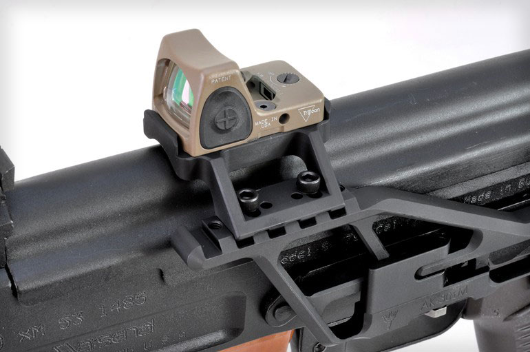 Best Scope Mount for an AK