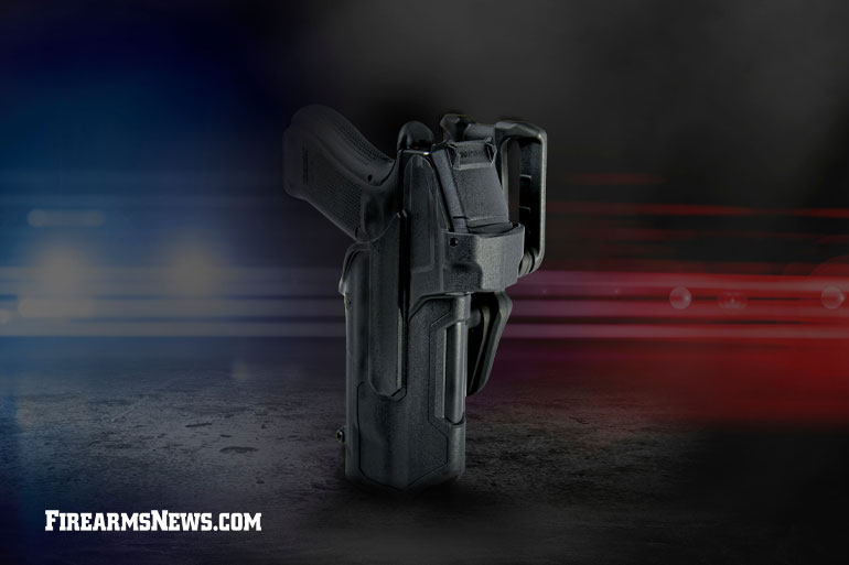 Blackhawk Expands T-Series RDS Holster Line with Level 2 Duty Model